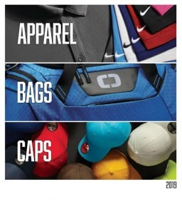 apparel, bags, and caps in Florida