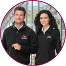 Branded OUTERWEAR JACKETS for employees in Florida